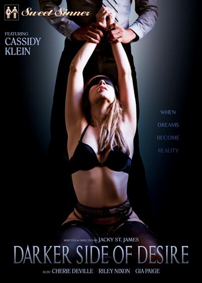 "Mile High Media ""Darker Side Of Desire"" DVD cover"