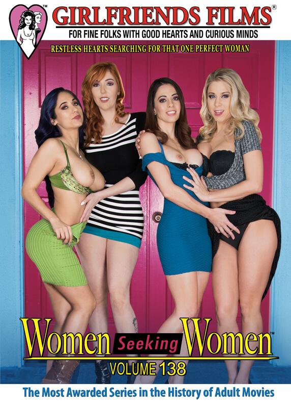 Girlfriend Films Women Seeking Women, Vol. 138