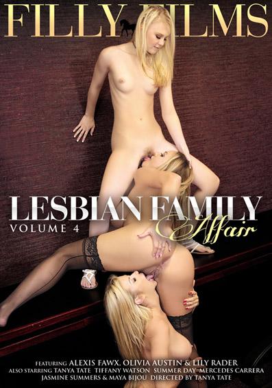 Filly Films Lesbian Family Affair 4