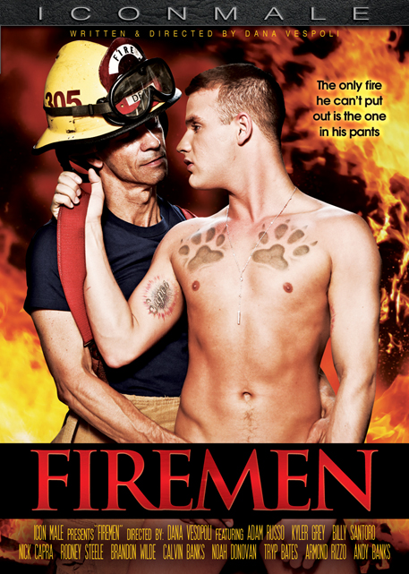 "Mile High Media ""Firemen"" DVD front cover"