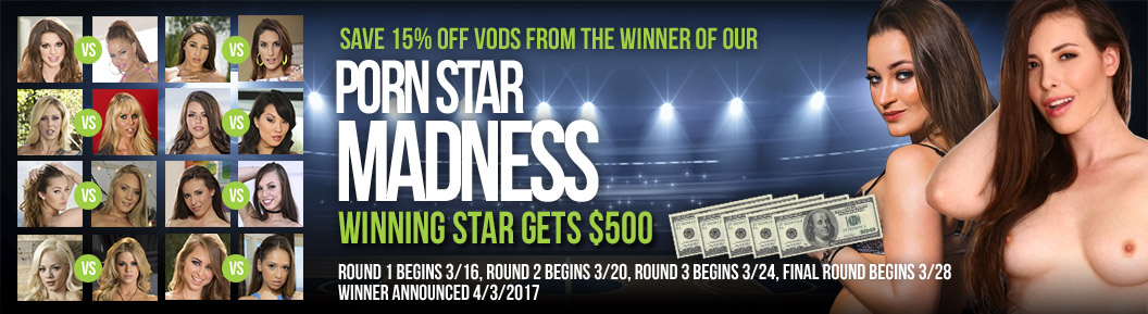 Porn Star Madness tournament