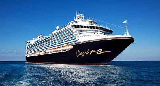 Desire Resorts Desire Cruises cruise ship