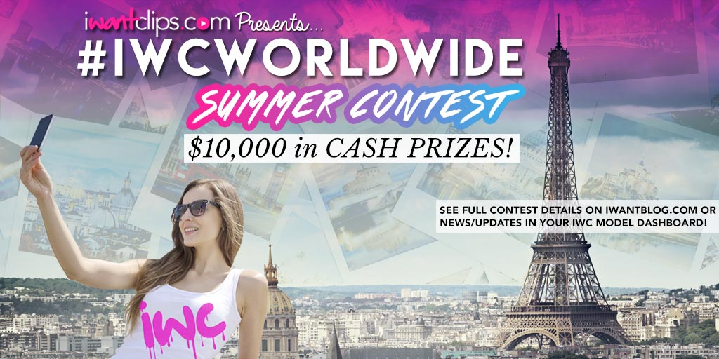 iWantClips.com Launches Summer Contest