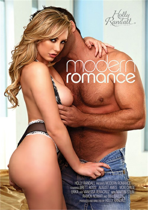 Brett Rossi is on the cover of Modern Romance by Holly Randall